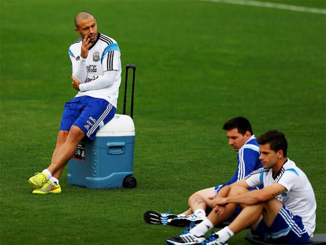 El partido será duro, frente a un rival que tiene muchísimas cosas buenas, dice Mascherano (Reuters)