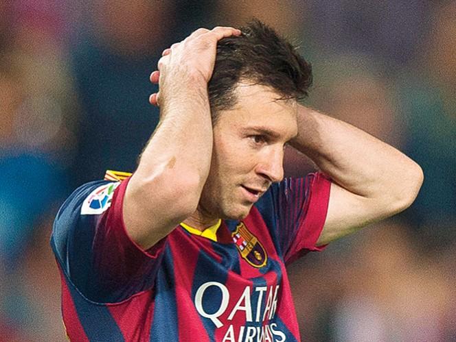 Lionel Messi podría salir del Barcelona en una venta millonaria. Foto: AP