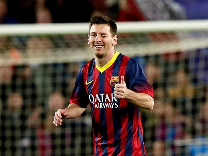 Cambio el chip para el Mundial, asegura Messi