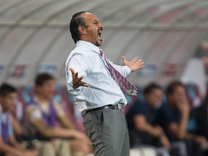 Los pupilos de Raúl Gutiérrez no han logrado ganar en el torneo. (Mexsport)