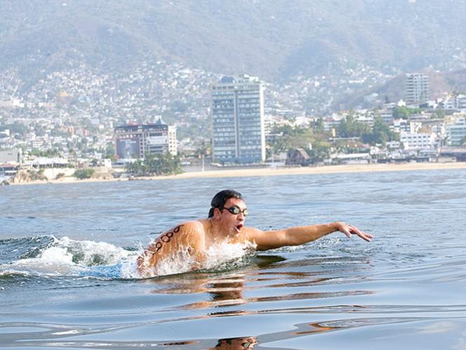 Arturo Pérez-Vertti buscará su clasificación para los Juegos Centroamericanos y del Caribe de Veracruz 2014. Foto: Pablo Salazar