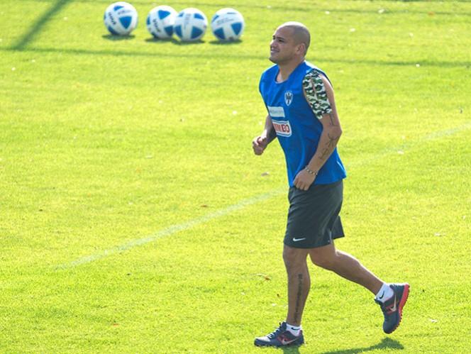 El jugador chileno podría asistir al Mundial de Brasil con la selección de Chile (Mexsport)