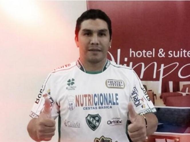 Cabañas reveló que finalmente no jugará este año en el equipo Tanabi de la cuarta división de Brasil. (Especial)