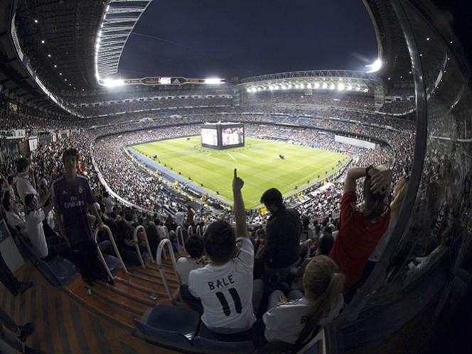UEFA sanciona al Real Madrid por exhibir bandera nazi