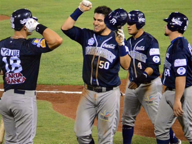 Monterrey estalla ofensiva ante Campeche (Foto tomada de www.milb.com)