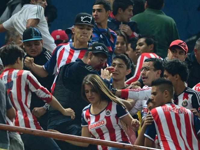 Los grupos de animación de Chivas no podrán presenciar el clásico ante América por lo sucedido en el Estadio Jalisco