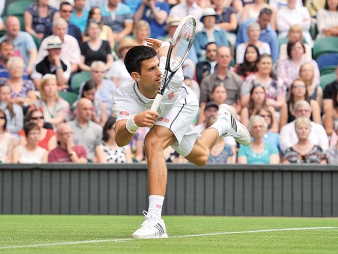 Novak Djokovic es el primer favorito al título de Wimbledon esta temporada, pese a que es el número dos del mundo. Foto: AFP