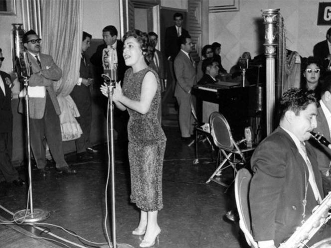 La llamada Reina del bolero se encontraba retirada de los escenarios desde hace más de dos décadas y vivía en la Ciudad de México.