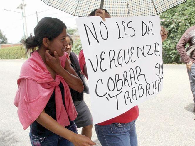 Alistan día de furia; díalogo o confrontación amenaza la CNTE
