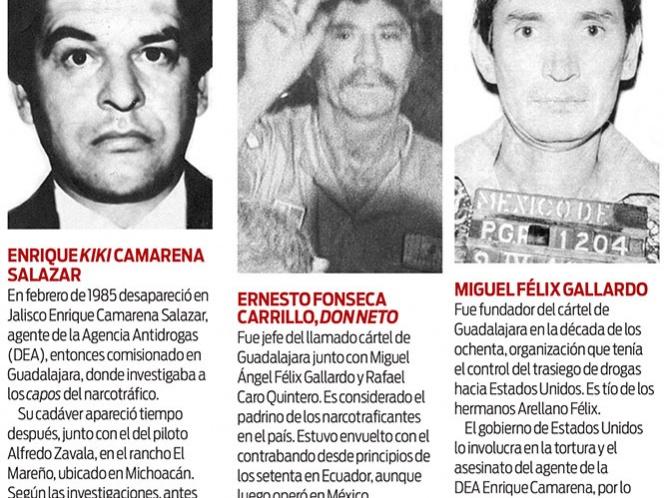 """Estados Unidos, """"atribulado"""" por la liberación de Caro Quintero"""
