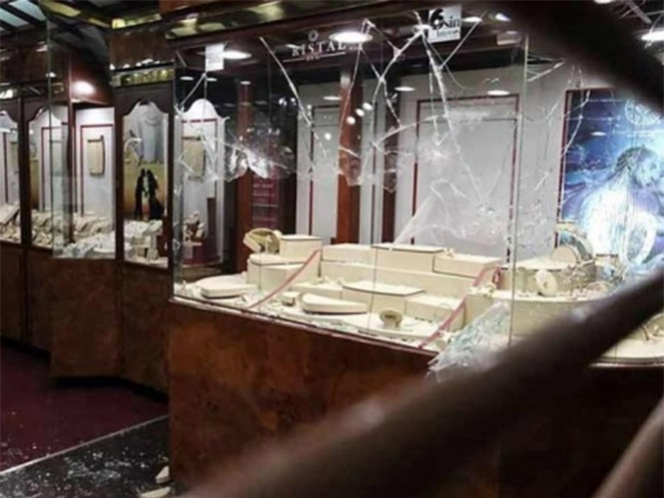 43dd9f21c896 Más de un millón de pesos en robo a joyería de Plaza Galerías ...