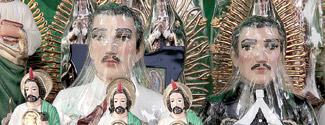 Bandolero Se Cuela Al Culto A San Judas