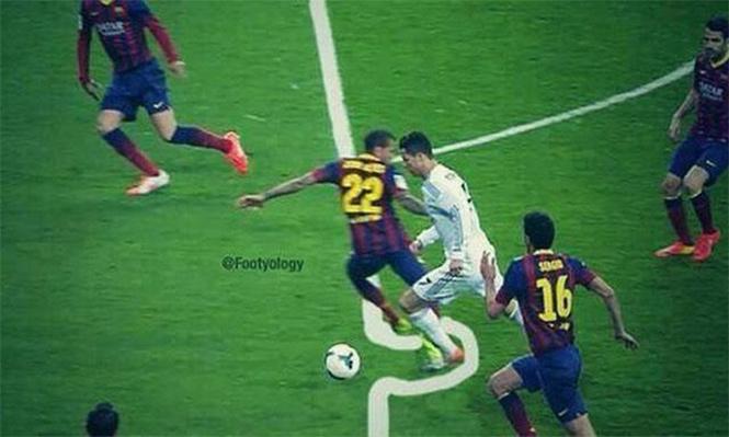 Los 'memes' tras el triunfo del Barcelona sobre el Real Madrid