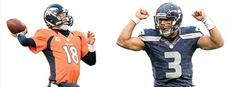 Peyton Manning vs Russell Wilson be85a52a5a2