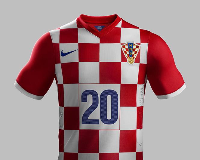 Los nuevos uniformes de Croacia 68e6d6a617e9f