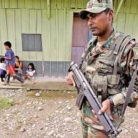 Contra narco, 76% de ejércitos de AL; informe registra 488 mil ... - Excélsior