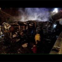 Camionazo deja 15 muertos y 24 heridos en Sonora - Excélsior