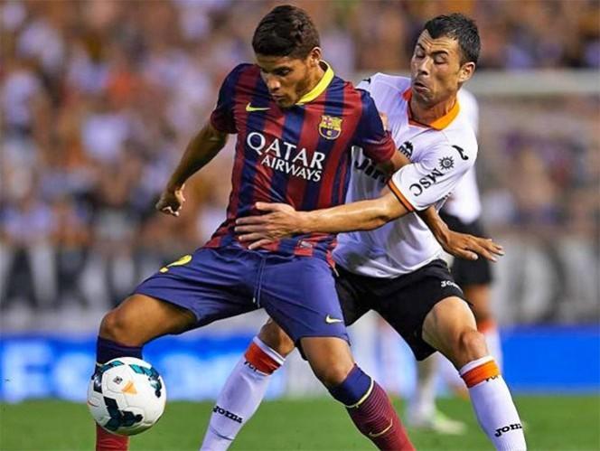 Jonathan dos Santos jugará con el Villarreal por cinco temporadas (Foto tomada de www.villarrealcf.es)