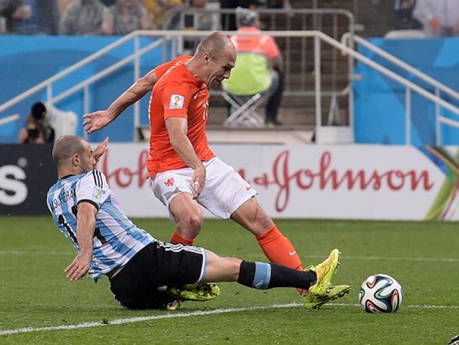 Argentina está 'lastimada' para enfrentar a Alemania (AP)