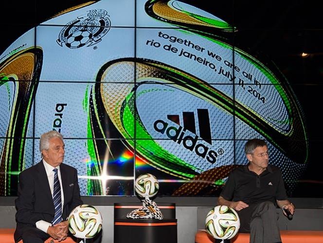 Adidas y el Tri estarán ligados por los próximos ocho años (Mexsport)