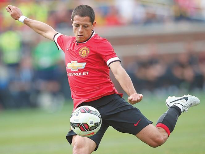 Hernández tiene hasta el 31 de agosto para negociar una salida del Manchester United. Foto: AP