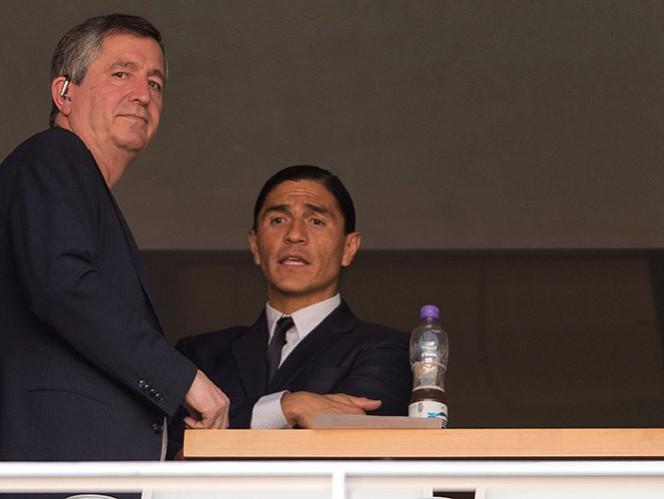 Ni en sueños ni en pesadillas contrataría a Hugo Sánchez para Chivas, dice Vergara (Mexsport)