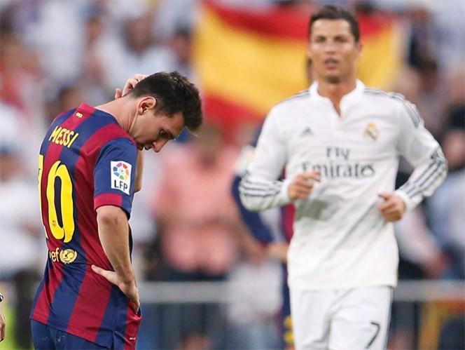 Cristiano y Messi encabezan la lista al Balón de Oro 2014