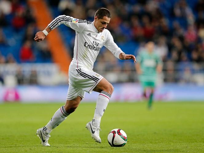 'Chicharito', segundo con mejor promedio de gol