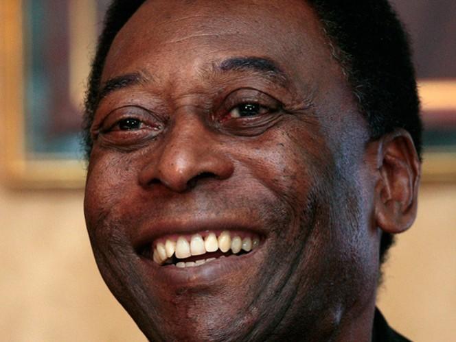 Anuncian que Pelé recibirá mañana el alta médica