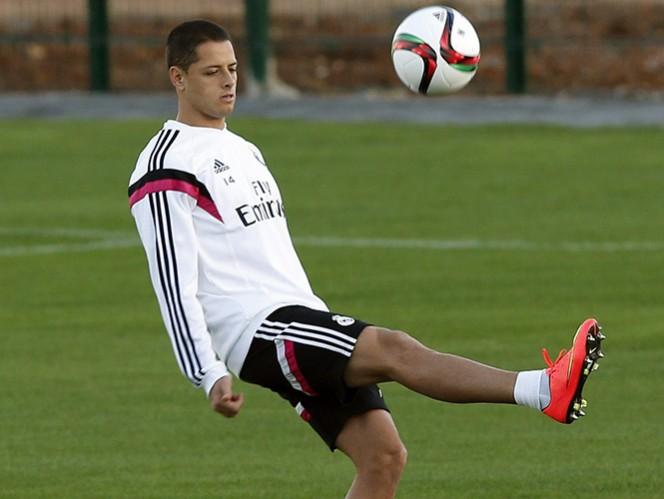 Agente del 'Chicharito asegura que se quedará en el Real Madrid