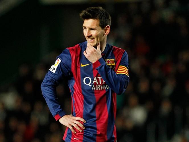 Nuevo control antidoping a Messi