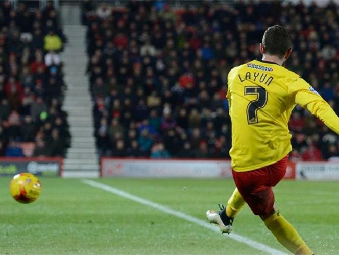 Layún y Watford siguen en el camino de la victoria