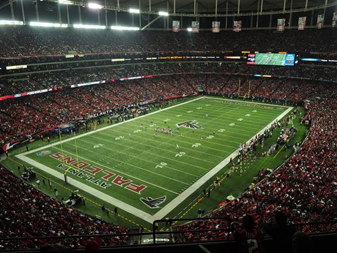 NFL sanciona a Atlanta por generar ruidos falsos de aficionados
