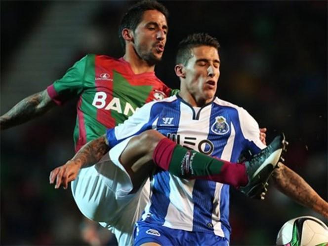 Herrera en la banca y Porto es eliminado de la Copa de la Liga