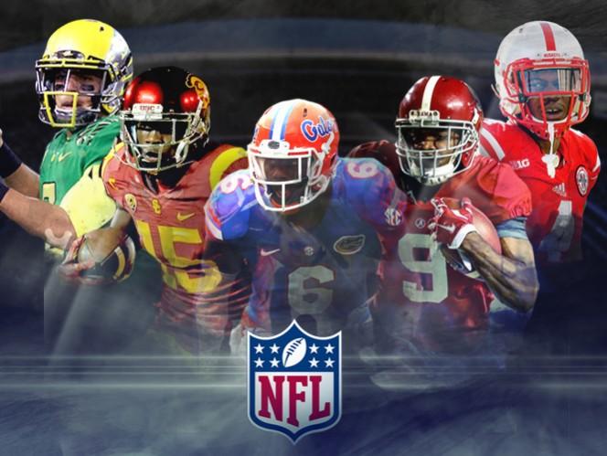 ¿Qué reclutarán los equipos Para El Proyecto de la NFL?