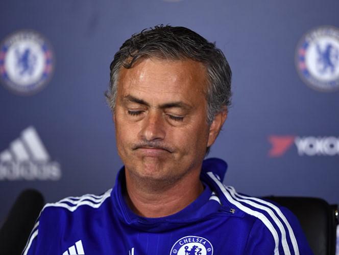 Mourinho se enfada y confirma que margina a doctora