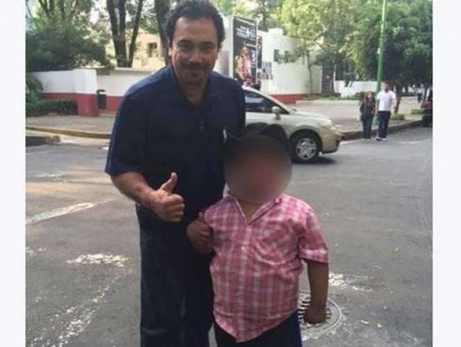Hugo Sánchez critica la obesidad infantil