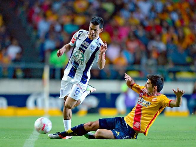Facundo Erpen metió el gol del triunfo para Monarcas, quienes no fueron los mejores del partido, pero aprovecharon la que tuvieron