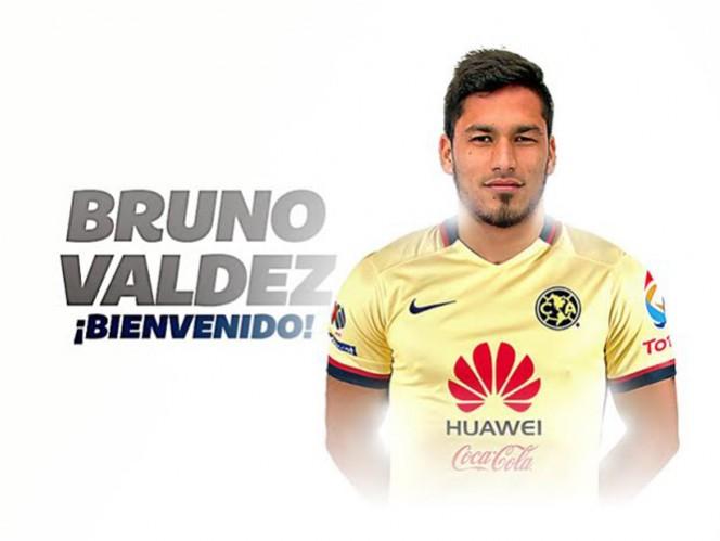 América confirma a Bruno Valdez como refuerzo para Apertura 2016