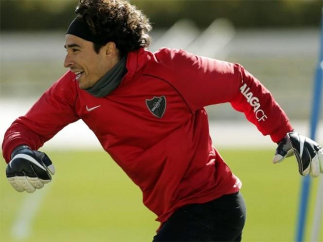 Granada confirma el fichaje de Guillermo 'Memo' Ochoa para la próxima temporada (Foto tomada de www.malagacf.com)