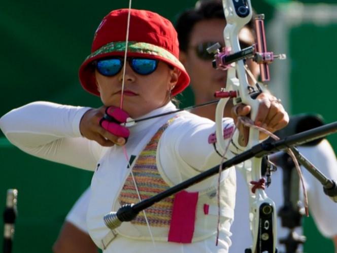 Eliminan a Aída Román de Río 2016