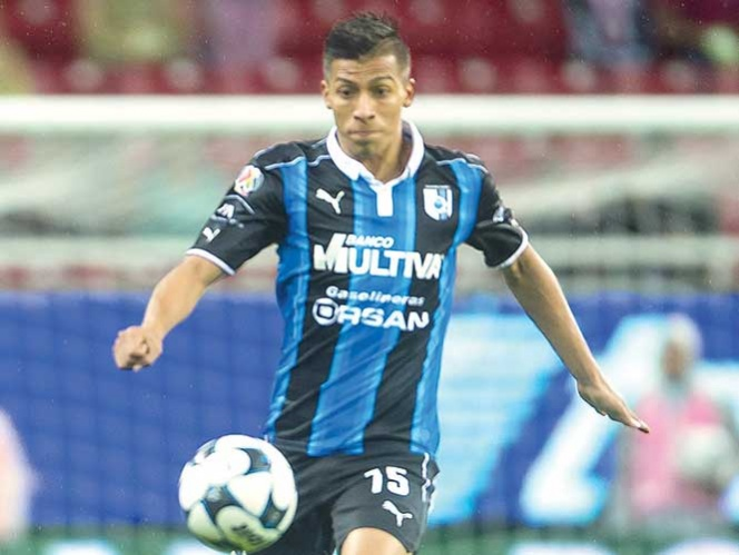 Con gol de Benítez, Querétaro vence a Monterrey