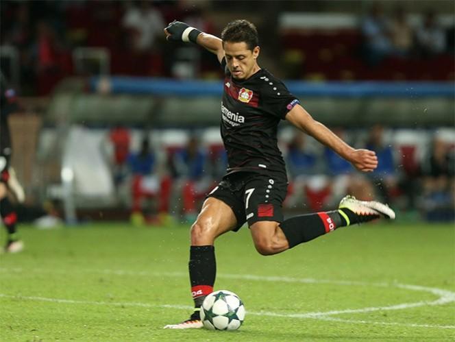 Los mejores 10 goles de 'Chicharito' en Europa