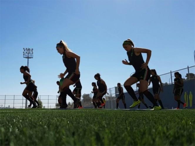 Tri Femenil goleó en su primer juego en el Mundial de Jordania