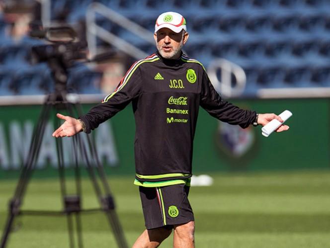 Venimos a ganar: Juan Carlos Osorio