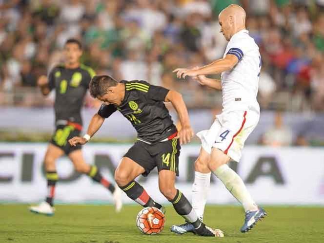 México gana a Estados Unidos en Columbus