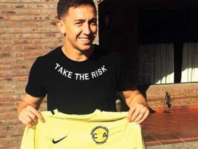 Club América hace oficial la llegada de Agustín Marchesín