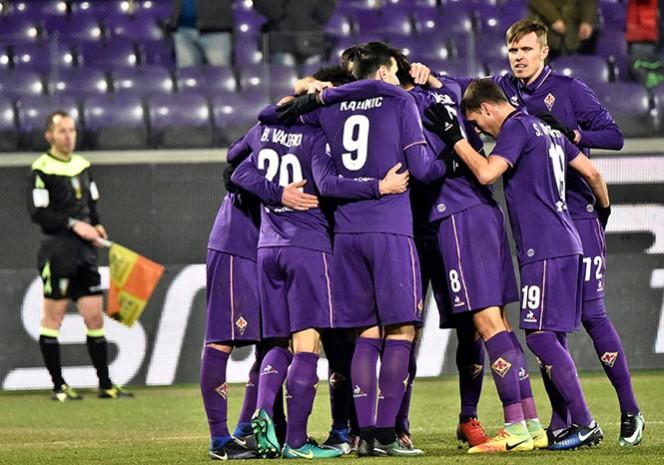 En la siguiente ronda la Fiorentina se medirá al Nápoles (EFE)