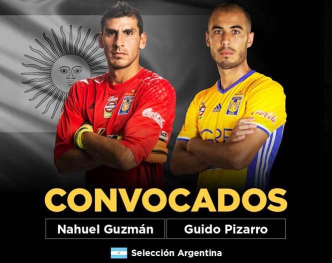 Argentina convoca a Nahuel Guzmán y Guido Pizarro para Eliminatorias Mundialistas