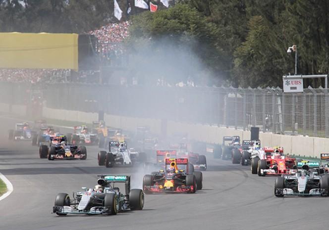 Gran Premio de México, segundo lugar de asistencia a nivel mundial